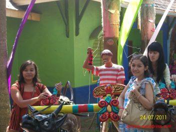 Tahun 2011, kali kedua saya datang di Jatim Park I
